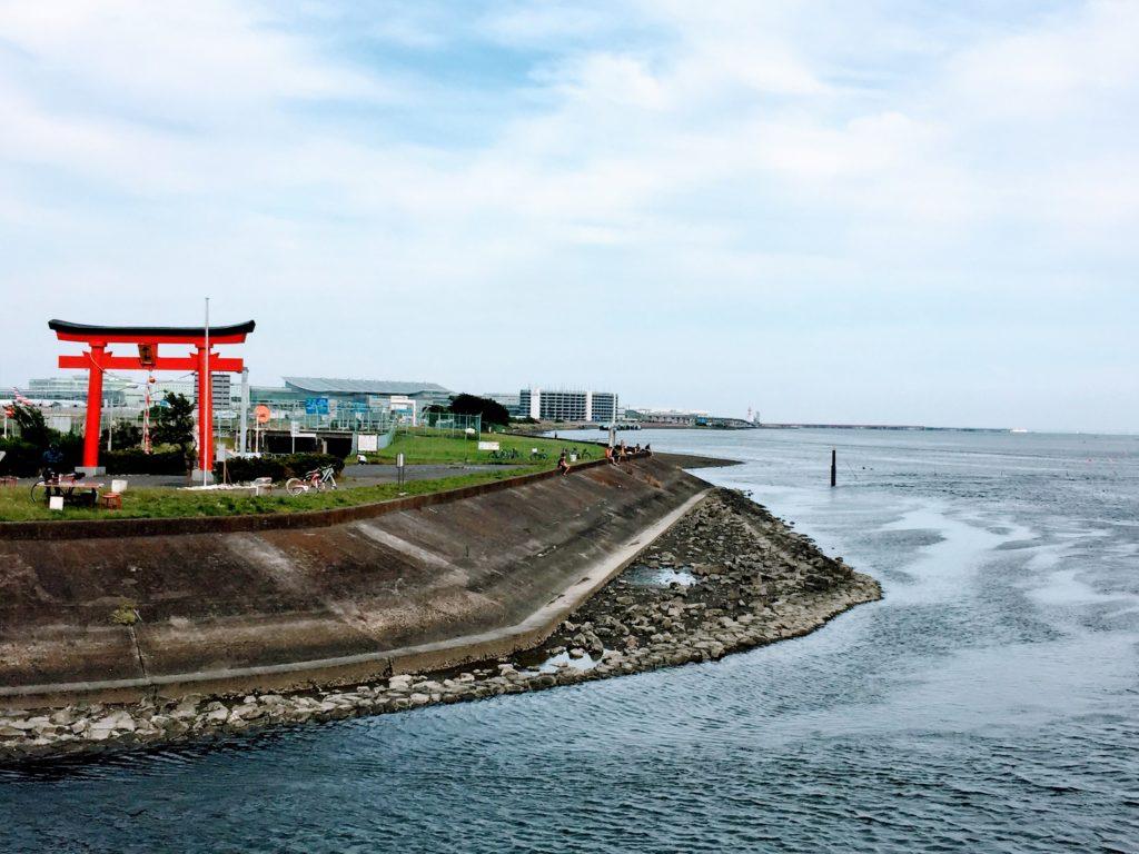 シン・ゴジラ爆地巡礼!海老取川・呑川を遡上して蒲田に上陸