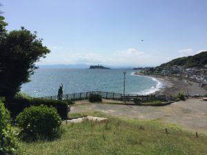 シン・ゴジラ爆地巡礼!ゴジラ再び…破壊の龍神が湘南の海に来襲