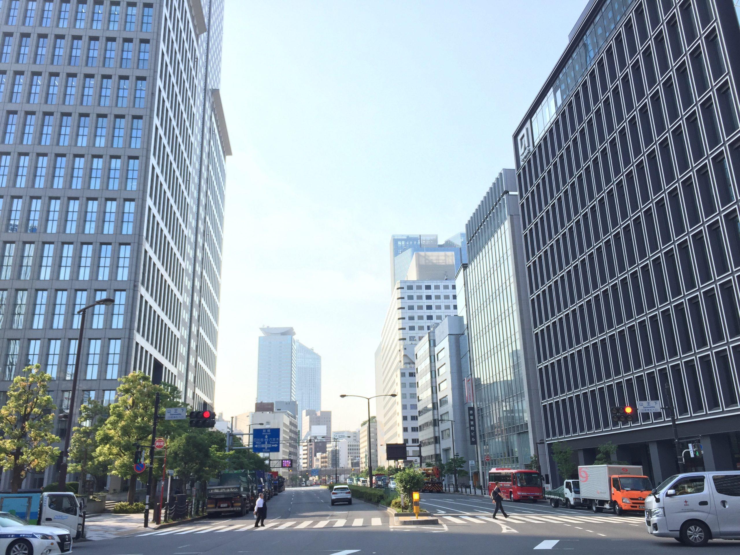 シン・ゴジラ爆地巡礼!再び品川そして赤坂、新橋へ 熱線放射はここで!?
