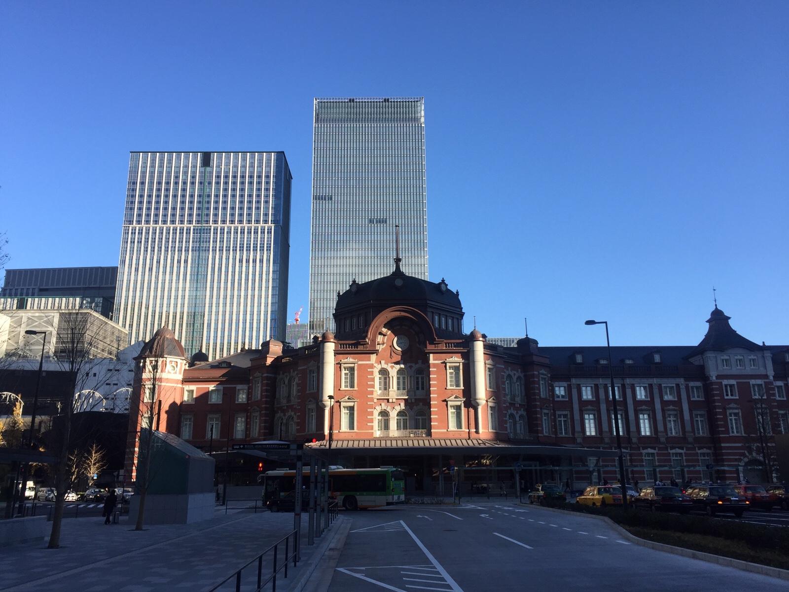 シン・ゴジラ爆地巡礼!そして最終決戦、東京駅…