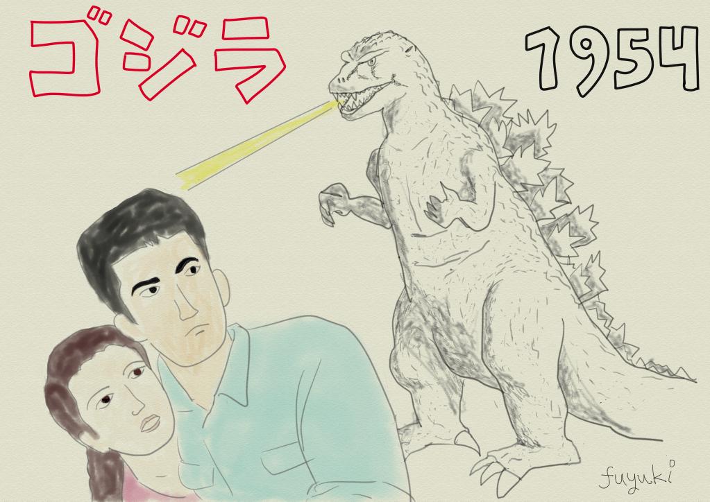 特撮映画の金字塔、初代「ゴジラ」!元祖・破壊の大行進…